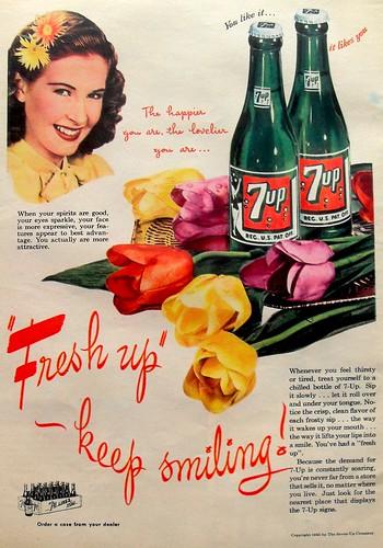 7up Sip It Slowly Ad 1945 Magazine  Unknown .jpg
