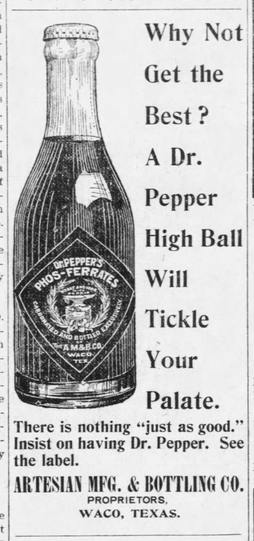 Artesian Dr Pepper_The_Evening_Journal_Schreveport, La_Tue__Jul_10__1900_.jpg