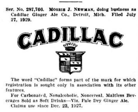 Cadillac Ginger Ale Trademark 1927 1929.jpg