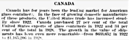 Glass Containers Exports to Canada 1922 1928.jpg