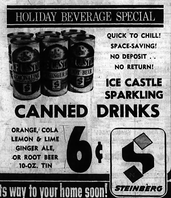 Ice Castle-  The Ottawa Journal, 2 Sep 1964, Wed,.jpg