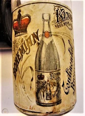 King's Beer Paper Label Crown Bottle Cropped.jpg