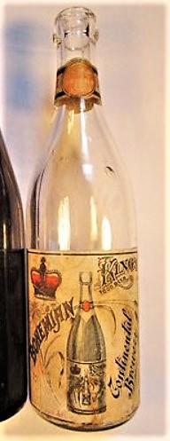 King's Beer Paper Label Crown Bottle.jpg