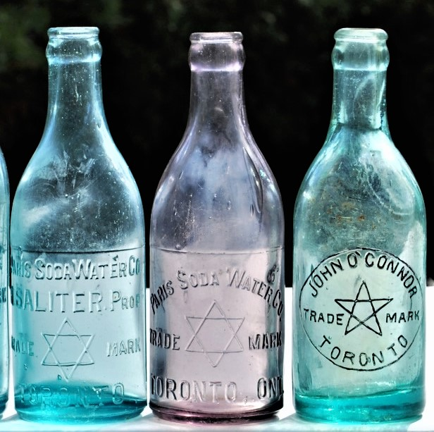 O'Connor Bottle Toronto with two other Star bottles.jpg