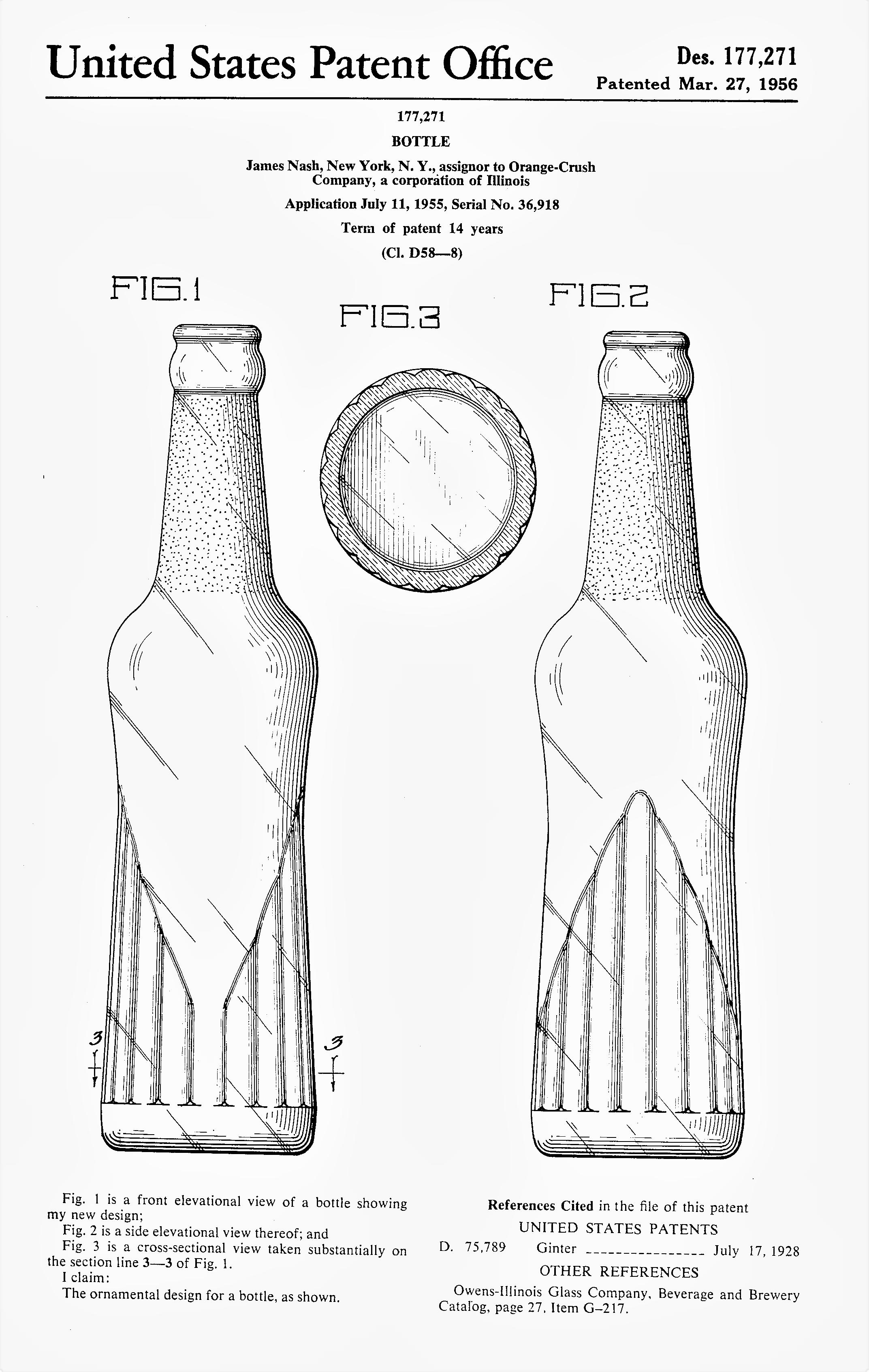 Orange Crush Patent 1955-1956 James Nash.png