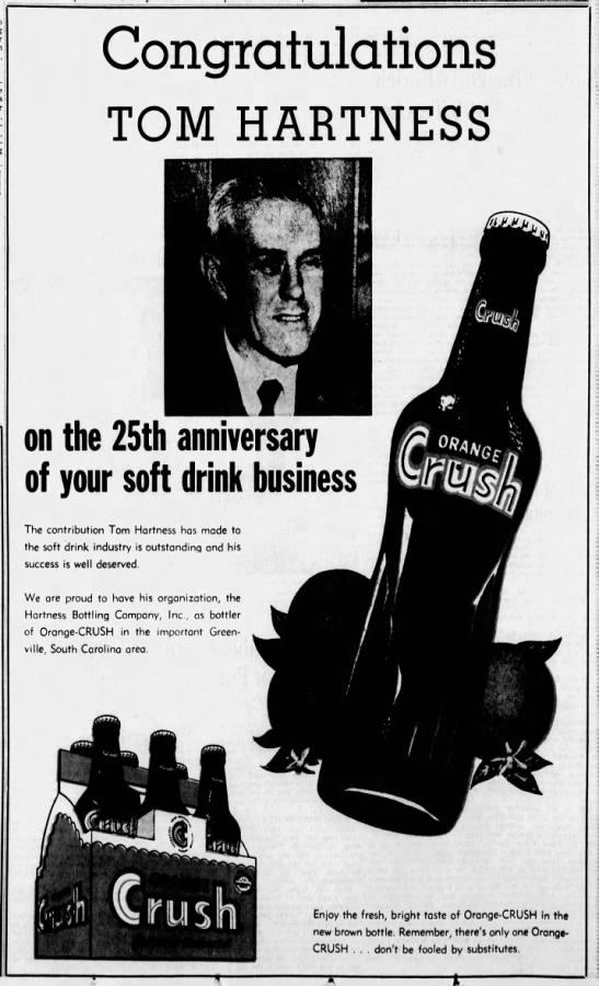 Orange Crush-South Carolina- The Greenville News, 24 Aug 1965, Tue, Main Edition, Page 6 .jpg