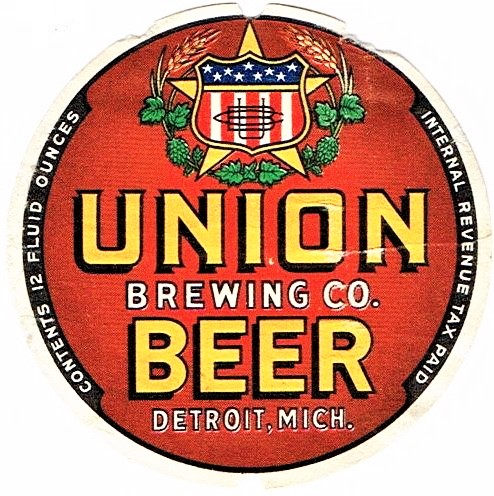 Union Brewing Company Beer Paper Label.jpg