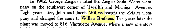 Willms Bros from Gertrude Moe Endthoff book South Milwaukee Then and Now.png
