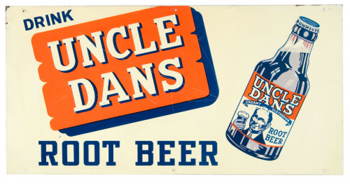 Uncle Dans Root Beer Sign 1950s.png