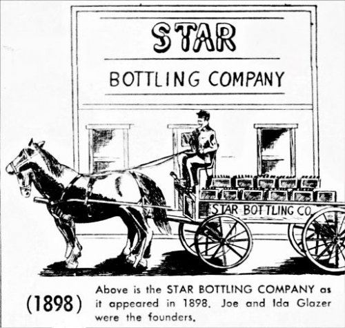 Star Bottling Co Ft Worth Joseph Glazer and Ida_Fort_Worth_Star_Telegram_Sun__Oct_30__1949_.jpg